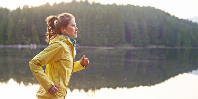 32% das britânicas já sofreram assédio enquanto corriam.