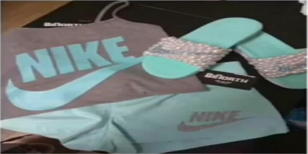 basket nike qui change de couleur