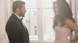 Salman Khan And Katrina Kaif Look Like A Couple In Love In First Look From 'Tiger Zinda