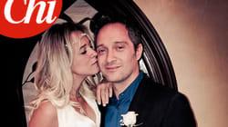 Le foto del matrimonio segreto di Francesca Barra e Claudio