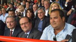 Hollande et Gayet n'ont pas porté chance au Stade Toulousain face à