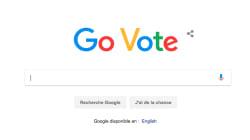 Google incite les internautes américains à aller