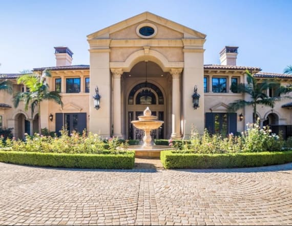 The president of In-N-Out is selling her mansion