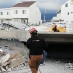 VIDEO: Se registra derrumbe en Monterrey; al menos 7 personas