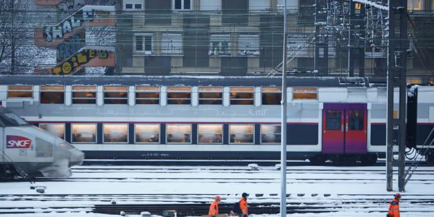 Le trafic SNCF et RATP et les prévisions météo en Ile-de-France ce jeudi 8 février 2018.