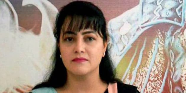 Honeypreet questioned by Haryana Police