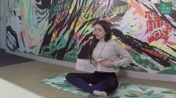 Un cours de yoga avec six postures pour lutter contre le stress au