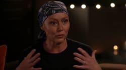 Shannen Doherty témoigne des effets de sa chimiothérapie sur sa vie de