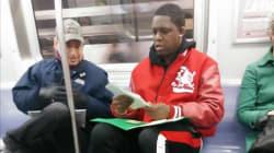 「息子に算数を教えたい、でも…」手こずるパパに、NYの地下鉄で手をさしのべた「数学教師」がいた。