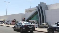 Hombre es abatido a tiros en el aeropuerto de