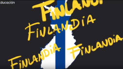 ¿Cansado de escuchar lo buena que es la educación en Finlandia? Esta web-serie es para