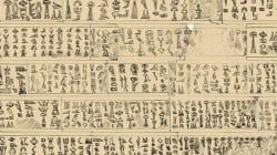 Gli archeologi hanno decifrato una scritta di 3200 anni fa che parla dell'invasione di misteriosi