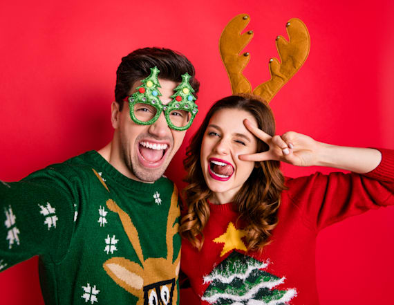 16 ugly Christmas sweaters that are super festive