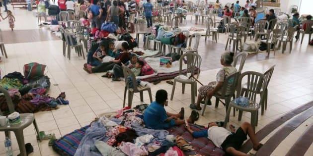 Autoridades guatemaltecas señalaron que hay al menos 1.7 millones de damnificados.