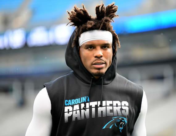 Cam Newton says Patriots 'a breath of fresh air'
