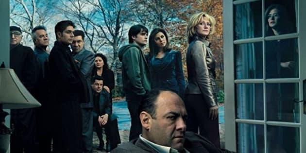 Un film préquel est en développement — Les Soprano