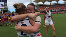 Adelaide Crows Win Historic AFL Grand