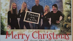 Edmonton Realtor Has A Pretty Skewed Sense Of 'Peace On