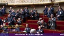 Philippe ovationné (y compris par la droite et le FN) avant la marche blanche pour Mireille