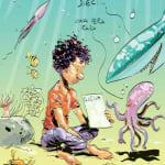 La vignetta di Makkox sul 14enne morto in mare con la pagella cucita in tasca è la sola cosa che dovete vedere