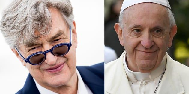"""Wim Wenders: """"Il Papa? Uomo senza paura"""". Il regista presenta il documentario su Bergoglio"""