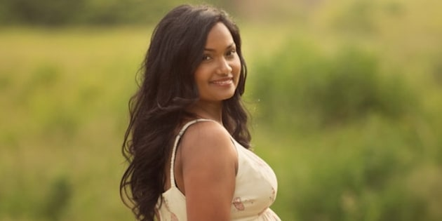 Family doctor Sheila Wijayasinghe (shown) and her husband struggled to get pregnant.
