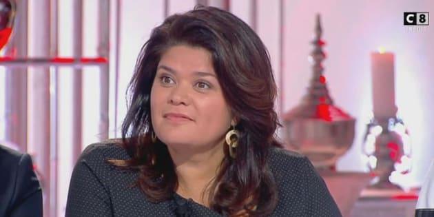 Raquel Garrido s'est félicitée chez Ardisson du succès de la manif de Mélenchon... avant qu'elle n'ait lieu