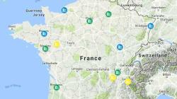 Immobilier: la carte des villes où les prix ont le plus monté (et baissé) en