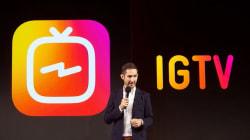 Instagram lanza nueva app IGTV solo para ver
