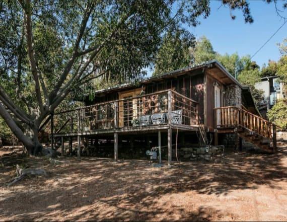 Lana Del Rey picks up cabin in exclusive Echo Park