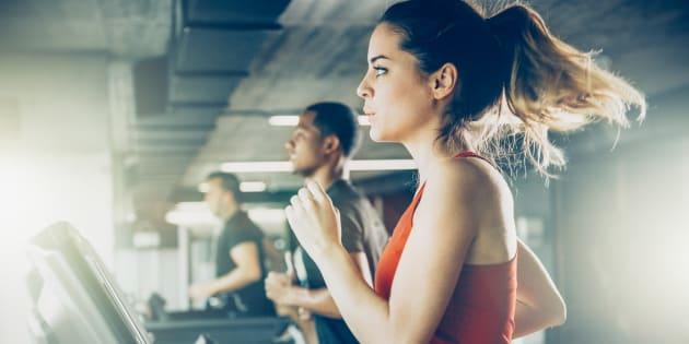 Une personne plus soucieuse de son apparence aura tendance à faire de l'exercice individuellement et aura moins de plaisir à bouger qu'une personne qui accepte mieux son corps, nonobstant le poids ou l'apparence physique.