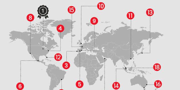 Time Out a classé les villes les plus funs (et le résultat pourrait vous surprendre)