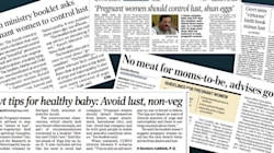 Here's The Barrage Of Pious Advice Indian Government Is Giving Pregnant