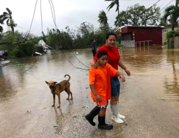 Cyclone wreaks havoc in Tonga's capital