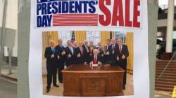 La photo de la conseillère de Trump dans le Bureau ovale vaut le