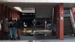 Une épicerie casher incendiée à Créteil, quelques jours après avoir été couverte de tags