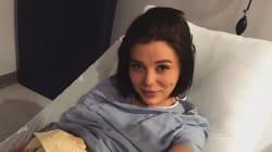 Noémie Dufresne partage une première photo de sa