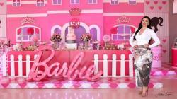 Filtran imágenes de la fiesta Barbie de las hijas del Chapo