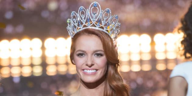 """Miss France 2018, Maëva Coucke, revient sur l'utilisation de son expression """"crinière de lionne"""""""