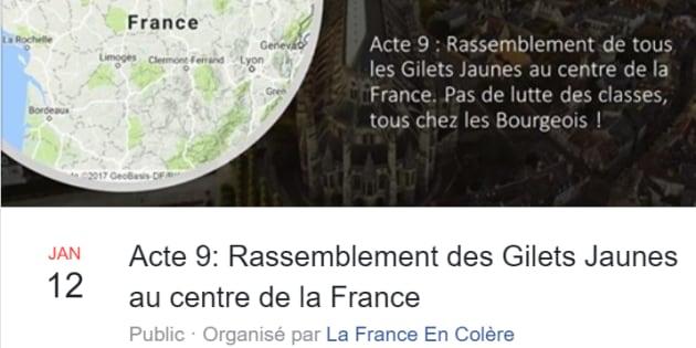 Bourges prend des précautions avant l'acte IX des gilets jaunes samedi et prévoit de retirer des horodateurs.