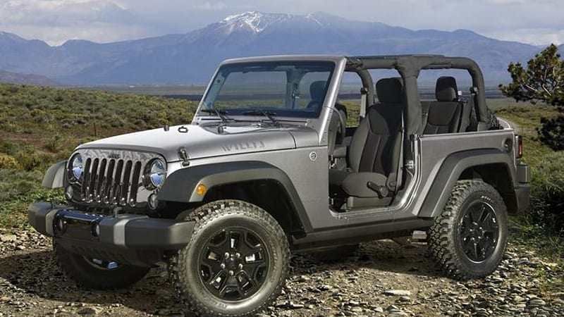 Build Your Own 2017 Jeep Wrangler Willys Wheeler Autoblog