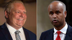 Minister Condemns Ford's Statements About 'Illegal Border