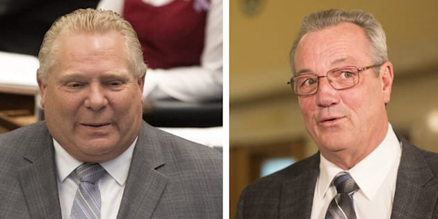 Ontario Premier Doug Ford and his staff are violating democracy by interfering with elected members, ousted Tory Randy Hillier says.