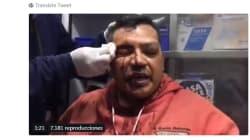 Una acción contra narcomenudeo que resultó en agresiones a periodistas y una suspensión en la
