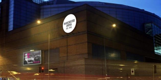 La Manchester Arena, une salle omnisport qui a accueilli Ariana Grande, Beyoncé, Lady Gaga, U2...