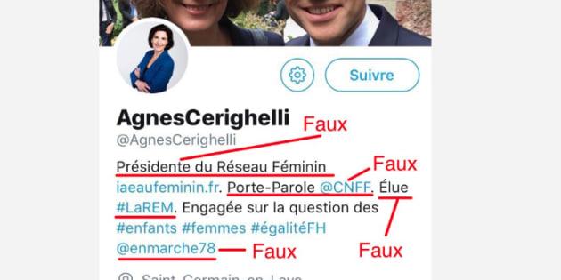 Cette élue n'aurait peut-être pas dû se vanter de conseiller Macron.