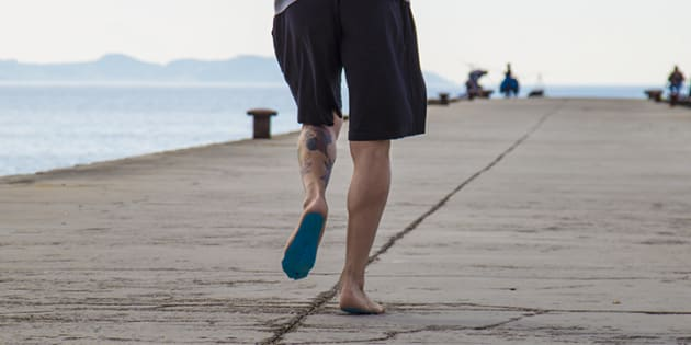 Nakefit has imagined a world that you can run around without worrying about being barefoot, and they want to share it with you.