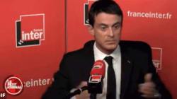 Les internautes imaginent la réaction de Valls après le renoncement de
