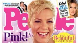 Pink, la plus belle femme du monde en