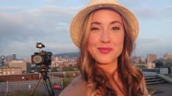Joanie Gonthier a présenté son dernier bulletin météo à «Salut